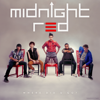 Midnight Red - Where Did U Go? COVER by FashionVictim89