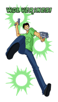 This is his Boomstick by DrCrafty