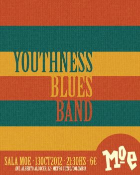 Youthness Blues Band | 13OCT2012 | MOE Club by jayrivera