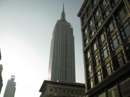 Empire State Building by MrsMaggot