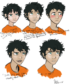 Percy Expressions by madster865
