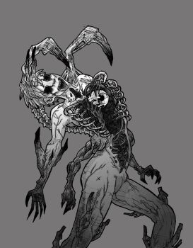 Monster Concept 2 by whaleclouds
