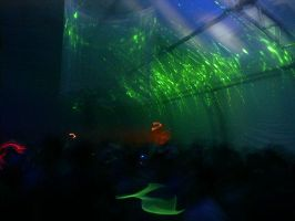 Lights-Lasers by melstock