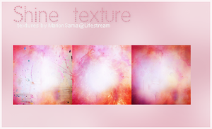 Texture - Shine 04 by MarionSama