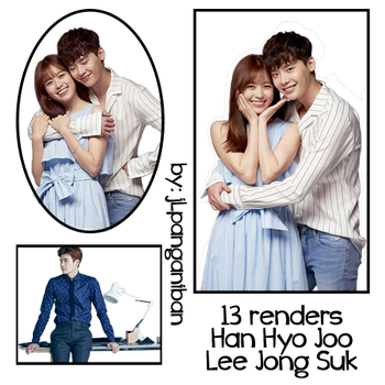 LSJ and HHJ renders by jLpanganiban