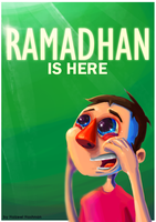Ramadhan Is Here ! by Haizeel