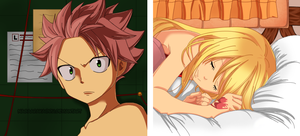 Fairy Tail 419 - Nalu by NagaaraKaoru