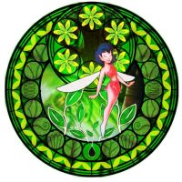 Crysta - KH Stained Glasses by bummi1