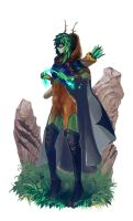 huntress wizard by px3px3
