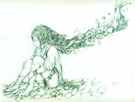Letters to No One by shirua