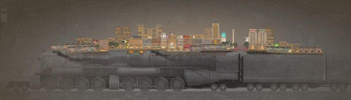 The Industrial Revolution by nyctopterus
