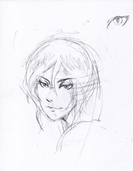 Unknow sketch by airi155