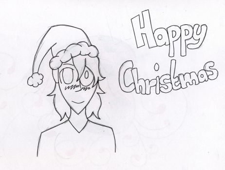 Charistmas boy by Madcrazyduck
