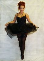 Ballet style 1 by Philosopher-Vinni