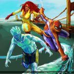 A Song of Ice, Fire and Web by sempernow on DeviantArt