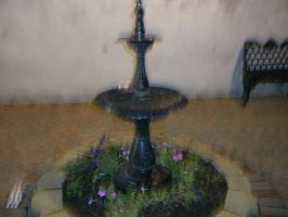 The Ghost Fountain by NutellaNinja
