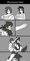 Afraid of little brother pg4 by sandriux2000