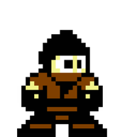 8-Bit MK Classic Tremor by LPugh