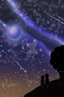 Sky by Diviartist