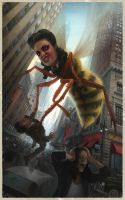 The Wasp Woman Returns by gedomenas