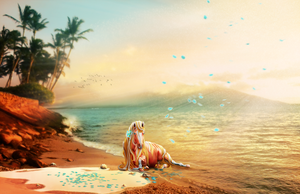 Bring Me Paradise by Ruanly