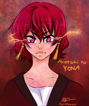 Yona by Shmell0w
