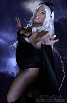 Tas DeVille as Storm by brittybutter2
