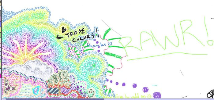 Boredom Art in Pchat by Little-Miss-Lurker