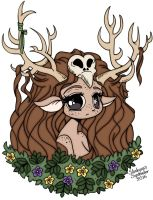 Faun Of The Forest by slinkysis3