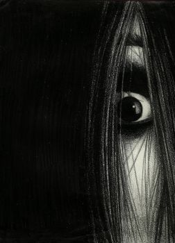 The Grudge by crayon2papier