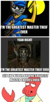 Who's the greatest master thief? by Metallica1147