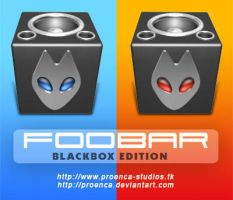 Foobar_Blackbox_icons by proenca