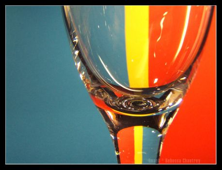 abstract glassware by beckic