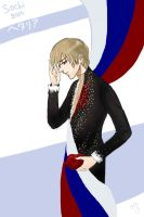 Russia. 2014 Winter Olympics by SM-13