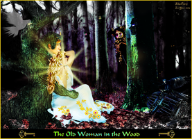 The Old Woman in the Wood by Elsapret