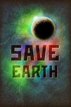 Save Earth by arilontong