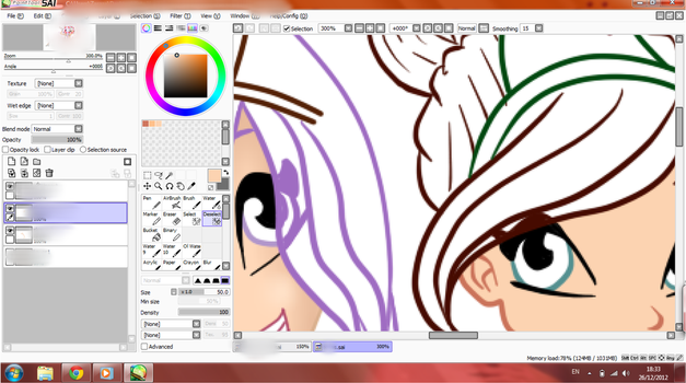 WIP =D by littletrouble1992