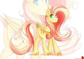 Fluttershy by SiMonk0