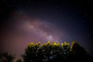 Milky way by MarcosRodriguez