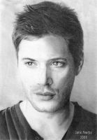 Jenson Ackles by d00mg1rl