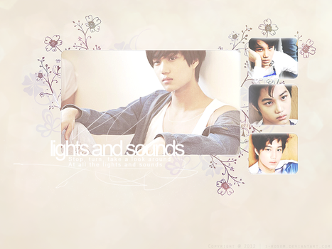 Kai Wallpaper by i-rosem