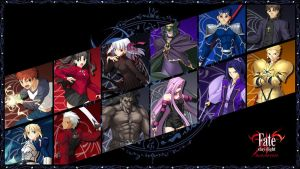 Fate stay night wallpaper by Seymour86