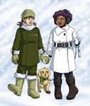 BICP - Dressed For Snow by ErinPtah
