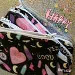 Cutie Coven Zip Pouches by marywinkler