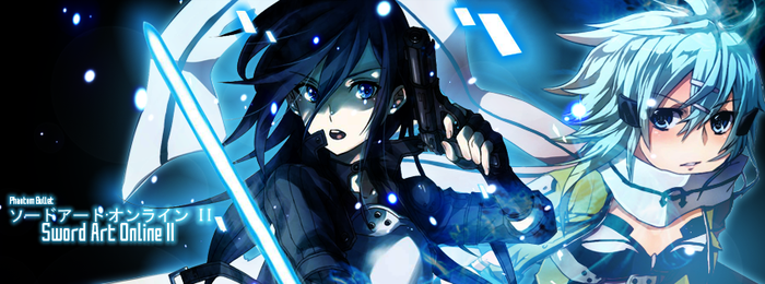 Sword Art Online 2 - Phantom Bullet by TheNameIsSai