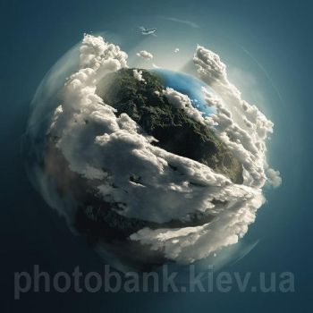 Eearth, stock photo for Photobank by Mikekiev