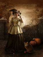 The Good Witch by EnchantedWhispersArt
