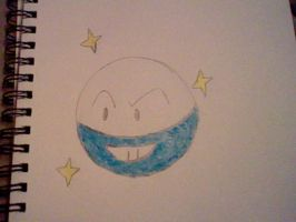 A shiny Electrode has appeared by Emperorzeta