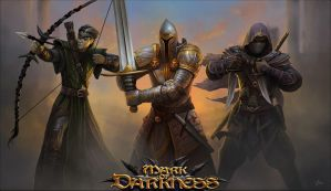 MARK OF DARKNESS class selection by AlMaNeGrA