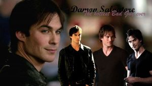 Damon Salvatore by TwilightEdward04